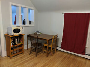 Sublet - one bedroom March 1st to June 1st. All included
