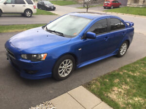 2011 Mitsubishi Lancer GT / leather seats / sunroof