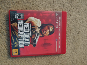 Red Redemption for PS3