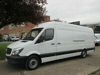 2014 Mercedes Sprinter 316CDI XLWB EXTRA LWB. 160BHP. NEW SHAPE. LOW 95K. FSH