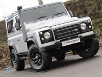 2008 Land Rover Defender 90 2.4 TDi XS 4X4 3dr