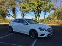 Mercedes-Benz A180 1.5CDI Sport finance available from £35 per week