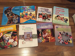 ECE textbooks Cornwall Ontario image 1