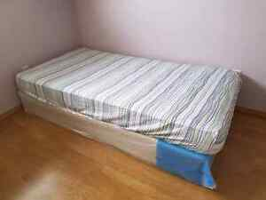 A single bed for sale