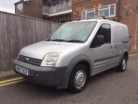Ford Transit Connect 1.8 TDCi (75PS) T200 SWB L SILVER 2007 57 REG SILVER NO VAT