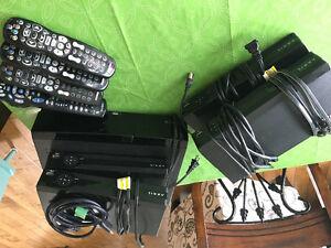Shaw PVR digital box set