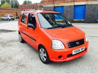 2006 Suzuki Wagon R+ 1.2 Red Metallic 1 owner car