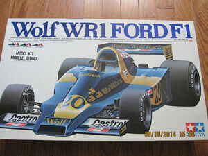 1977 Tamiya Wolf WRI 1/12 Scale Model