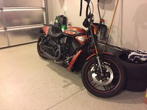 2012 Harley Davidson Night Rod 10th anniversary special