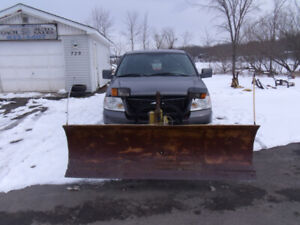 7.5 fisher power angle plow