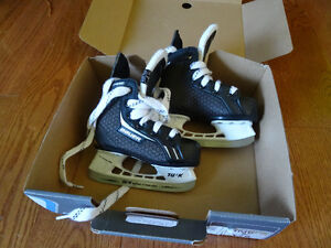 Bauer skates for toddler