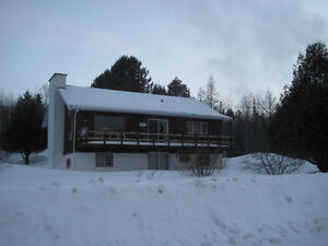 Large cottage for rent in Ville de Mont-Tremblant