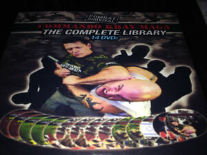 Krav Maga Martial Arts DVD Training Series