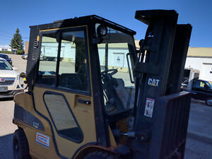 Great Forklift for Sale - Heated Cab
