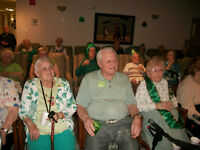 Wanted: VOLUNTEER Entertainer for Retirement Home