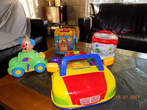 4 Musical and Entertaining Toys