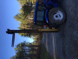 Fork Lift / tractor fork lift attachment