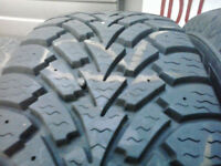 4 New Goodyear Nordic Winter 195/70R14 tires