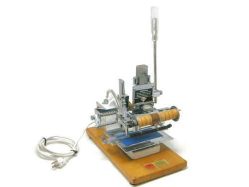 SLE M-800A Foil  Stamping/Printing Machine