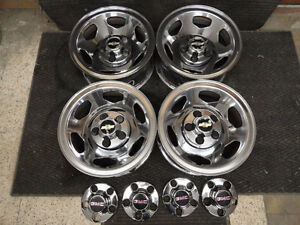 **WANTED** 15 Chevy rally wheels