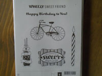 Stampin up - Cycle Celebration West Island Greater Montréal Preview