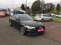 2013 AUDI A6 SALOON 2.0 TDI Black Edition