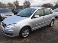 VW POLO 2007 MY S PETROL - AUTOMATIC - LOW MILEAGE - FULL SERVICE HISTORY