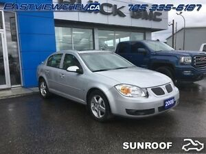 2008 Pontiac G5 Base  - Sunroof - $102.47 B/W