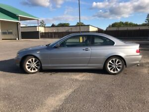 2004 BMW 3-Series 330Ci Coupe (2 door)