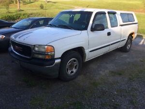 For Sale 2001 GMC Sierra 2WD
