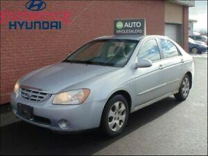 2005 Kia Spectra THIS WHOLESALE CAR WILL BE SOLD AS-TRADED! INQU