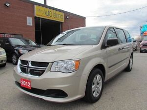2012 Dodge Grand Caravan SE,Low KMs
