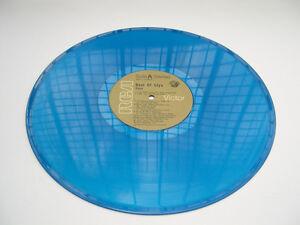 Styx - Best of Styx (1978) vinyl bleu transparent LP ROCK