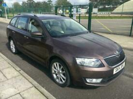 Skoda Octavia 1.6TDI CR ( 105ps ) DSG 2014 Elegance AUTOMATIC ESTATE