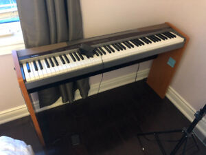 CASIO  DIGITAL PIANO (with Foot Pedal & Bench)