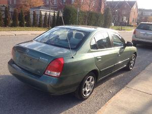 2003 Hyundai Elantra VE Sedan