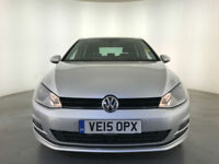 2015 VOLKSWAGEN GOLF GT BLUEMOTION TECH TDI DIESEL 1 OWNER VW SERVICE HISTORY