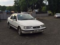 Ford Sierra genuine car, low miles classic