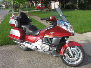 GoldWing fully loaded