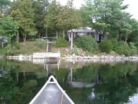 Waterfront Cottage near Smiths Falls....Otter Lake