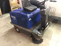 Electrolux Euroclean Nilfisk SR5110B Road Sweeper Electric