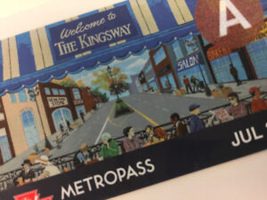 Adult ttc metropass - May