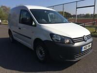 2011 Volkswagen Caddy 1.6TDI COMPLETE WITH M.O.T AND WARRANTY