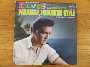 Elvis Album Paradise, Hawaiian Style