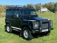 2015 Land Rover Defender 90 2.2 TD XS just 10,000 miles...!!!