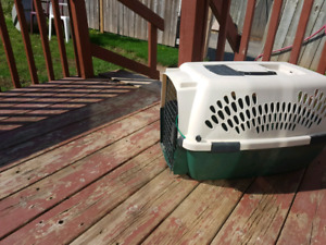 Dog cat  travel cage
