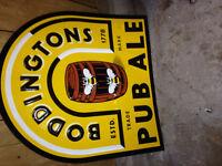 Pub Beer Signs