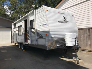 2006 Mallard Bunkhouse Travel Trailer