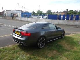 Audi A5 3.0TD ( 204ps ) Multitronic 2013MY Black Edition