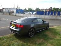 Audi A5 3.0TD ( 204ps ) Multitronic 2013MY Black Edition